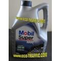Минерално моторно масло MOBIL SUPER 1000 X1 Diesel 15W40 5Л.