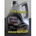 Полусинтетично моторно масло MOBIL SUPER 2000 X1 10W40 4Л.