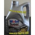 Синтетично моторно масло MOBIL SUPER 3000 X1 5W40 4Л.
