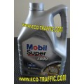 Синтетично моторно масло MOBIL SUPER 3000 XE 5W30 5Л.